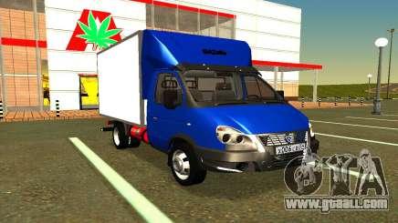 Gazel 3302 Business for GTA San Andreas
