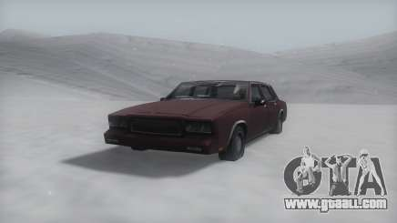 Tahoma Winter IVF for GTA San Andreas