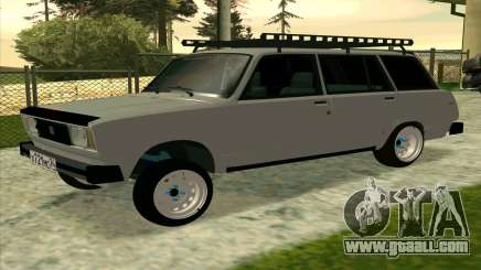 VAZ 2104 Krasnoyarsk Azelow style for GTA San Andreas