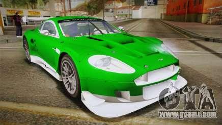 Aston Martin Racing DBR9 2005 v2.0.1 YCH Dirt for GTA San Andreas