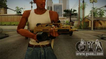 HK G36C v2 for GTA San Andreas