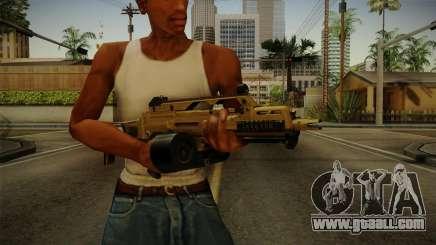 HK G36C v2 for GTA San Andreas