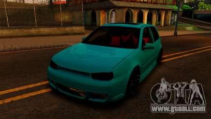 VW Golf 4 for GTA San Andreas