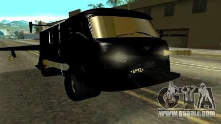 UAZ BUXANKA for GTA San Andreas