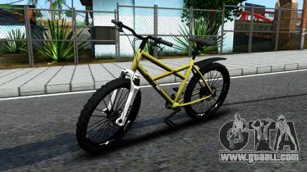 MTB Enhance for GTA San Andreas