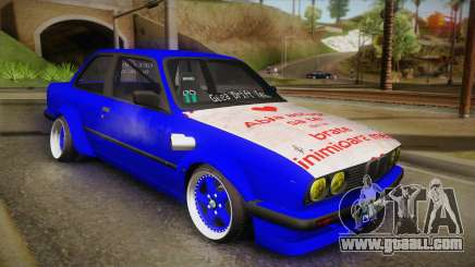 BMW M3 E30 Rocketbunny for GTA San Andreas
