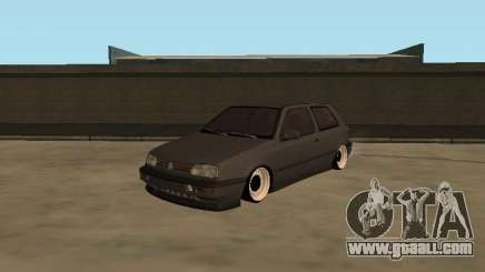 Volkswagen Golf 3 for GTA San Andreas