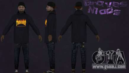 New fam3 for GTA San Andreas