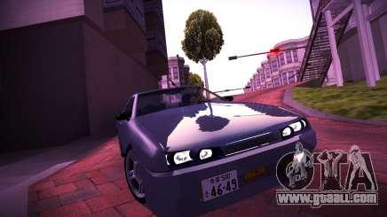 Elegy By DriftRealityTeam for GTA San Andreas