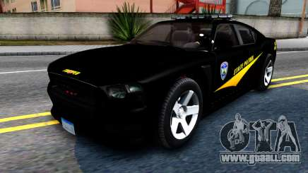Bravado Buffalo State Patrol 2013 for GTA San Andreas