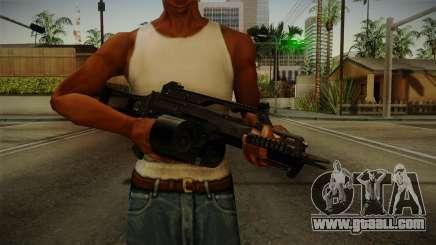 HK G36C v1 for GTA San Andreas