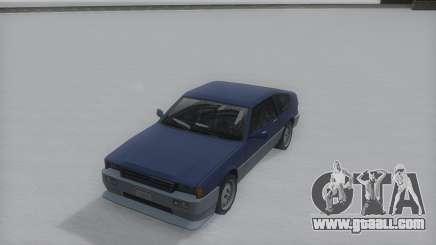 Blista Compact Winter IVF for GTA San Andreas