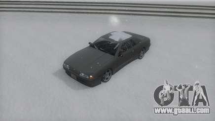 Elegy Winter IVF for GTA San Andreas