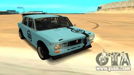 VAZ 2101 Autosport for GTA San Andreas