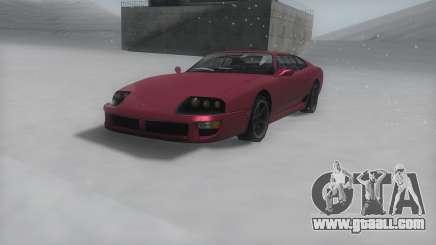 Jester Winter IVF for GTA San Andreas