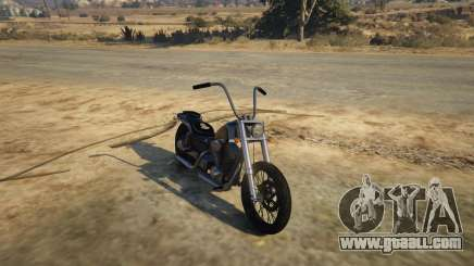 Daemon SOA Harley-Davidson for GTA 5