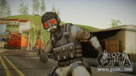 Resident Evil ORC - USS v1 for GTA San Andreas