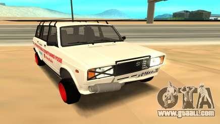 VAZ 2104 BK for GTA San Andreas