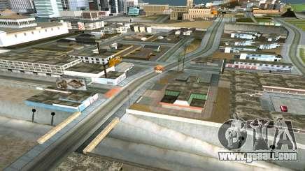 Bright timecyc for GTA San Andreas