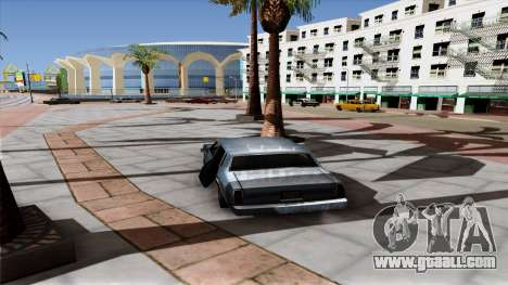 Best ENB for GTA San Andreas