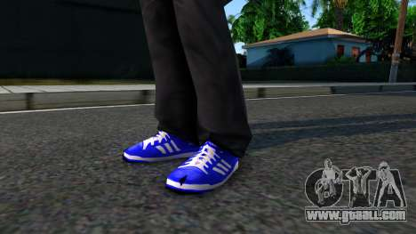 Adidas Forum MID Purple for GTA San Andreas