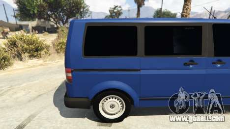 GTA 5 SIPA Specijalci rear right side view