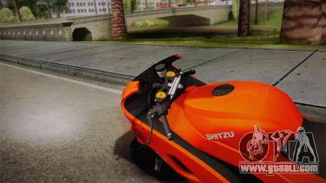 GTA 5 Hakuchou Drag for GTA San Andreas