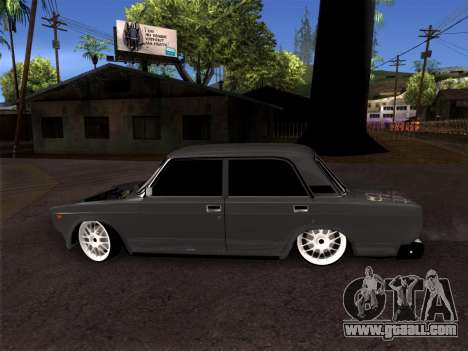 VAZ 2105 BPAN for GTA San Andreas right view