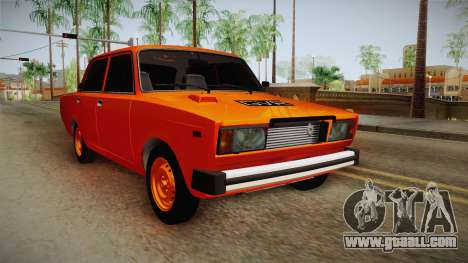 VAZ 2105 Piglet for GTA San Andreas right view
