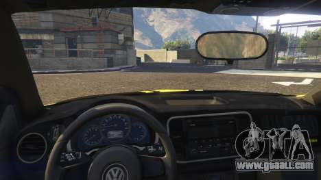 GTA 5 Limited Edition VW Beetle GSR 2012 right side view