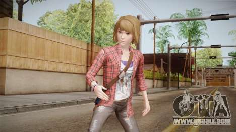 Life Is Strange - Max Caulfield Amber v1 for GTA San Andreas