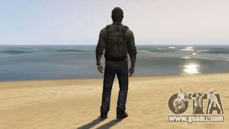 GTA 5 Joel The Last Of Us third screenshot