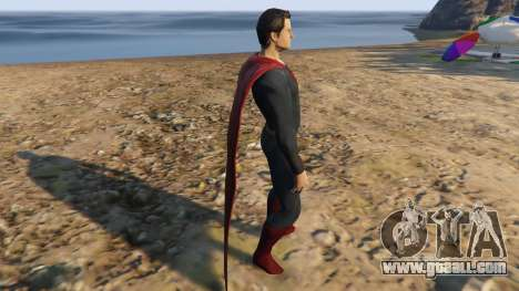 GTA 5 BVS Superman