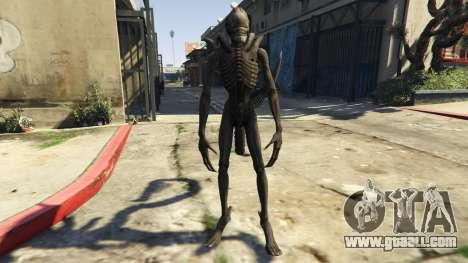 GTA 5 Alien