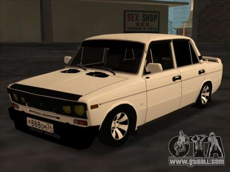 VAZ-2106 Colxoz for GTA San Andreas