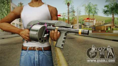 BREAKOUT Weapon 2 for GTA San Andreas third screenshot