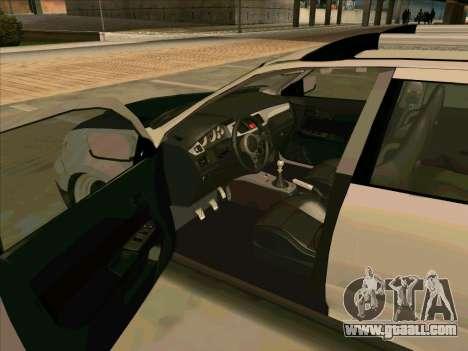 Mitsubishi Outlander Greddy for GTA San Andreas