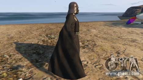GTA 5 Star Wars Darth Vader