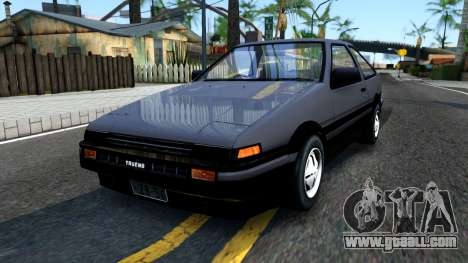 Toyota Sprinter Trueno for GTA San Andreas