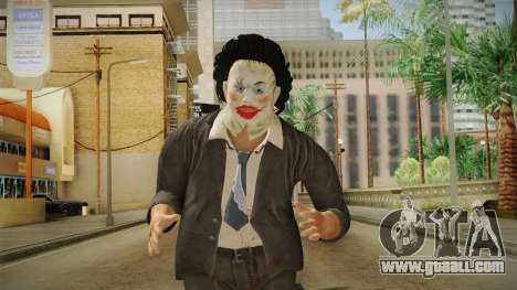 Mortal Kombat X - Leatherface Pretty Lady for GTA San Andreas