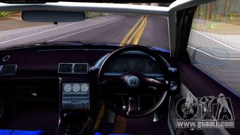 Nissan Skyline GTR R32 Rocket Bunny for GTA San Andreas