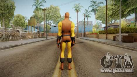 Marvel Heroes - Shocker for GTA San Andreas