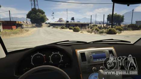 GTA 5 SIPA Specijalci right side view