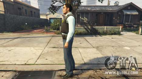 GTA 5 SIPA POLICE second screenshot