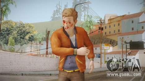 Life Is Strange - Nathan Prescott v2.2 for GTA San Andreas