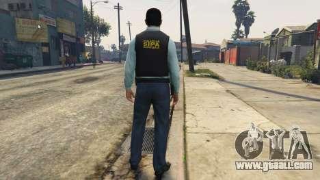 GTA 5 SIPA POLICE third screenshot