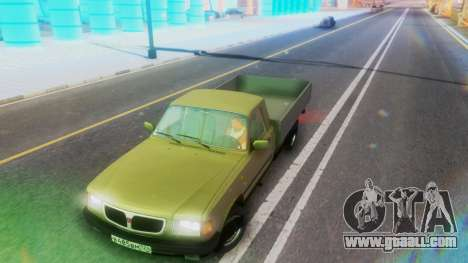 GAS Trofim 17310 [IVF AMS] for GTA San Andreas