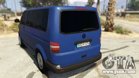 GTA 5 SIPA Specijalci rear left side view