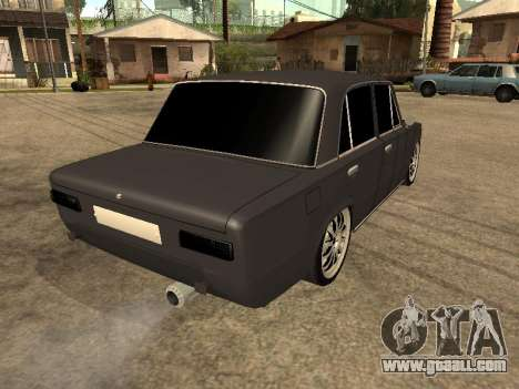 VAZ 2101 BPAN Agmap for GTA San Andreas left view