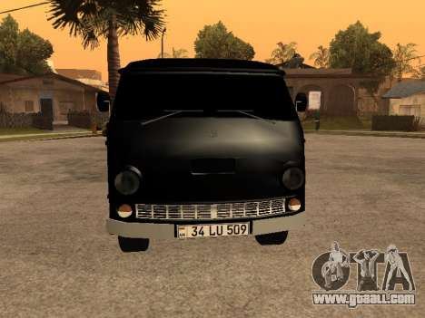Eraz 762 Armenian for GTA San Andreas left view